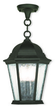 Livex Lighting 75469-14 - 3 Light Textured Black Chain Lantern