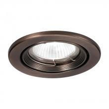 WAC US HR-836-BK - One Light Black Recessed Lighting Trim