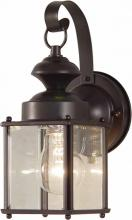 Volume Lighting V9271-79 - 1-light Antique Bronze Outdoor Wall Sconce
