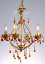 AF Lighting 49404H - Mini Chandeliers