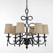 AF Lighting 8600-6H - Chandelier