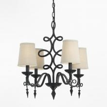 AF Lighting 8601-4H - Mini Chandelier