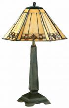 Kenroy Home 33041BRZ - Willow Accent Lamp