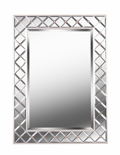 Kenroy Home 60428 - Mirror with Champagne and Beveled Glass Frame