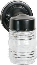 Nuvo 60/6111 - 1 LIGHT OUTDOOR MASON JAR