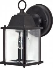 Nuvo 60-638 - 1 Light Cube Outdoor Wall Fixture